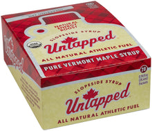 Load image into Gallery viewer, UnTapped Maple Syrup Athletic Fuel Packets