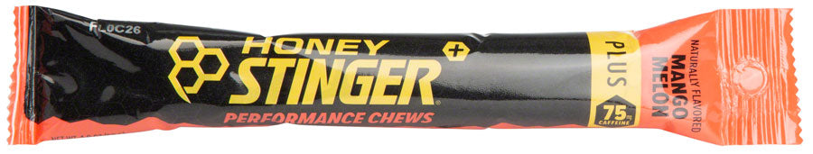 Honey Stinger Performance Chews: Mango Melon Box of 12