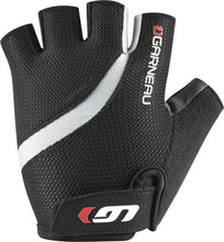 Load image into Gallery viewer, Garneau Biogel RX-V Short Finger Black Gloves-Women's