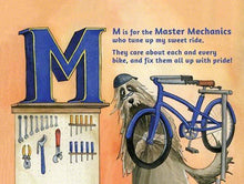 Load image into Gallery viewer, B is for Bicycles: Children's Alphabet Book