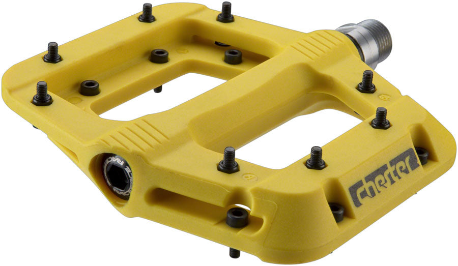 Chester Composite Pedals, Yellow