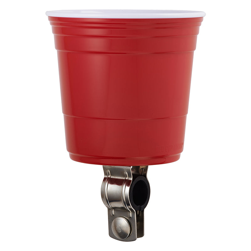 Red Cup Living Cup Holder-Solo Red