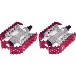 Odyssey MX Triple Trap Pedal (1/2)-Red