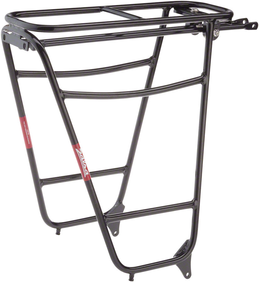 Salsa Wanderlust Heavy Duty Rear Rack-Black