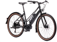 Load image into Gallery viewer, Ecoco E-Bike Gloss Metallic Black Size LG