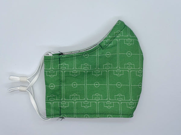 Face Mask - Soccer Field