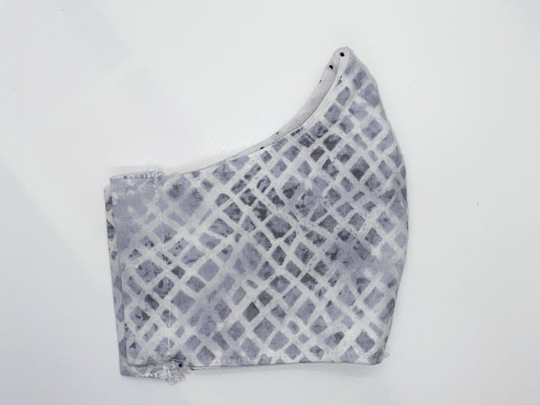 Face Mask - Gray Freeform