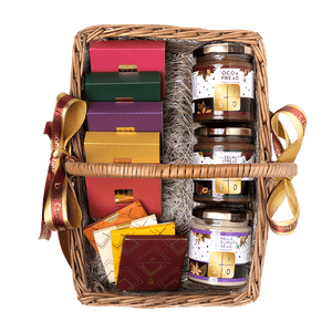 Cane Hamper Small