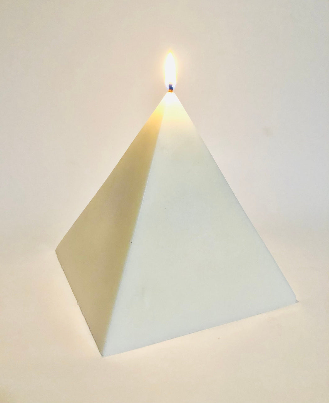 Pyramid Candle Handmade 40 Oz Soy Candle