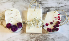 Load image into Gallery viewer, Wax Sachet Set of 3 Room Fresheners, air freshener, aromatherapy, wellness gift