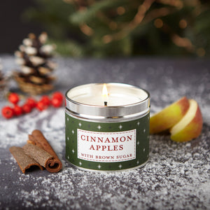 Cinnamon Apples - Ilmkerti - The Country Candle Company