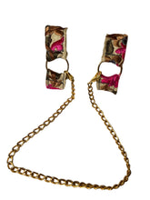 Load image into Gallery viewer, Baroque Harness Wrist Cuffs & Chain