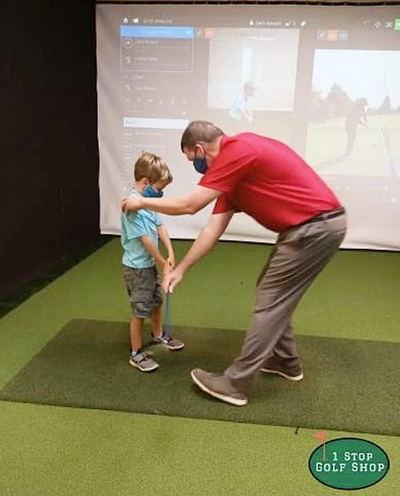 Golf Lessons from a pro