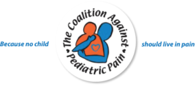 SHOP - THE COALITION AGAINST PEDIATRIC PAIN