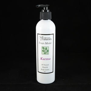 Northwood Naturals Ever-Moist Karma Hand & Body Lotion 8 oz.