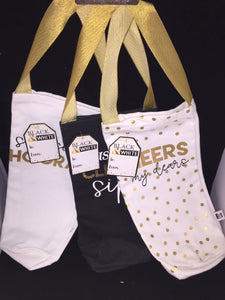 Cloth Wine Gift Bags