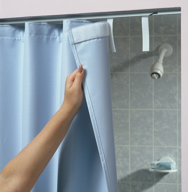 Break-Away Shower Curtains - Imperial Fastener Company