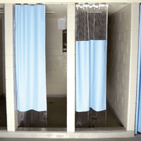 Security Shower Curtains - Imperial Fastener Company