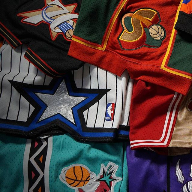 Mitchell & Ness Authentic Shorts