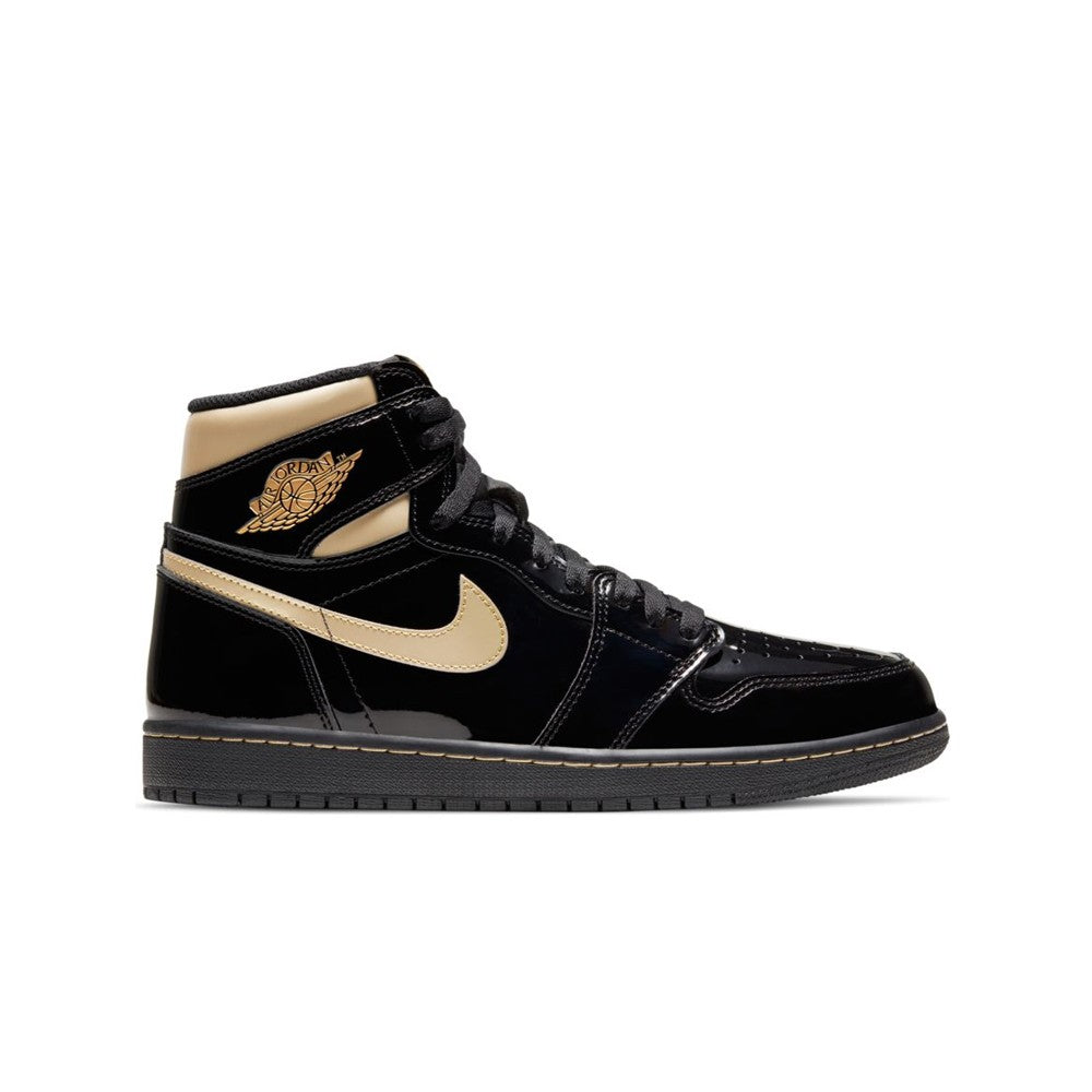 Air Jordan 1 Retro High OG 'Metallic Gold' 555088-032