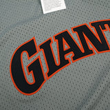 Mitchell & Ness Matt Williams San Francisco Giants 1989 Throwback Batting Practice Jersey