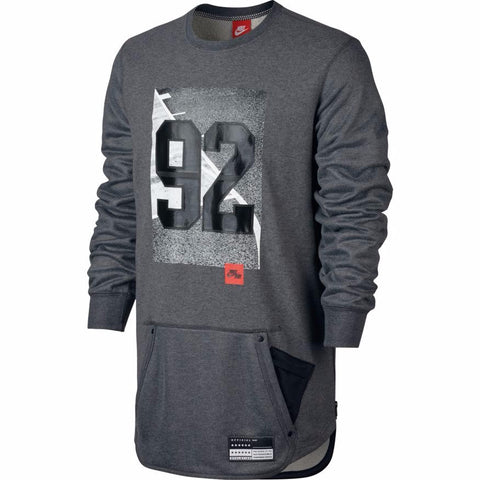 Nike Air 92 Long Sleeve Crew Sweatshirt