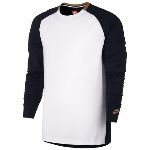 Nike Sportswear Bonded Long Sleeve Shirt