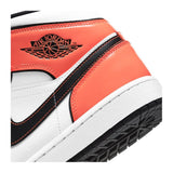Air Jordan 1 Mid SE 'Turf Orange' GS BQ6931-802