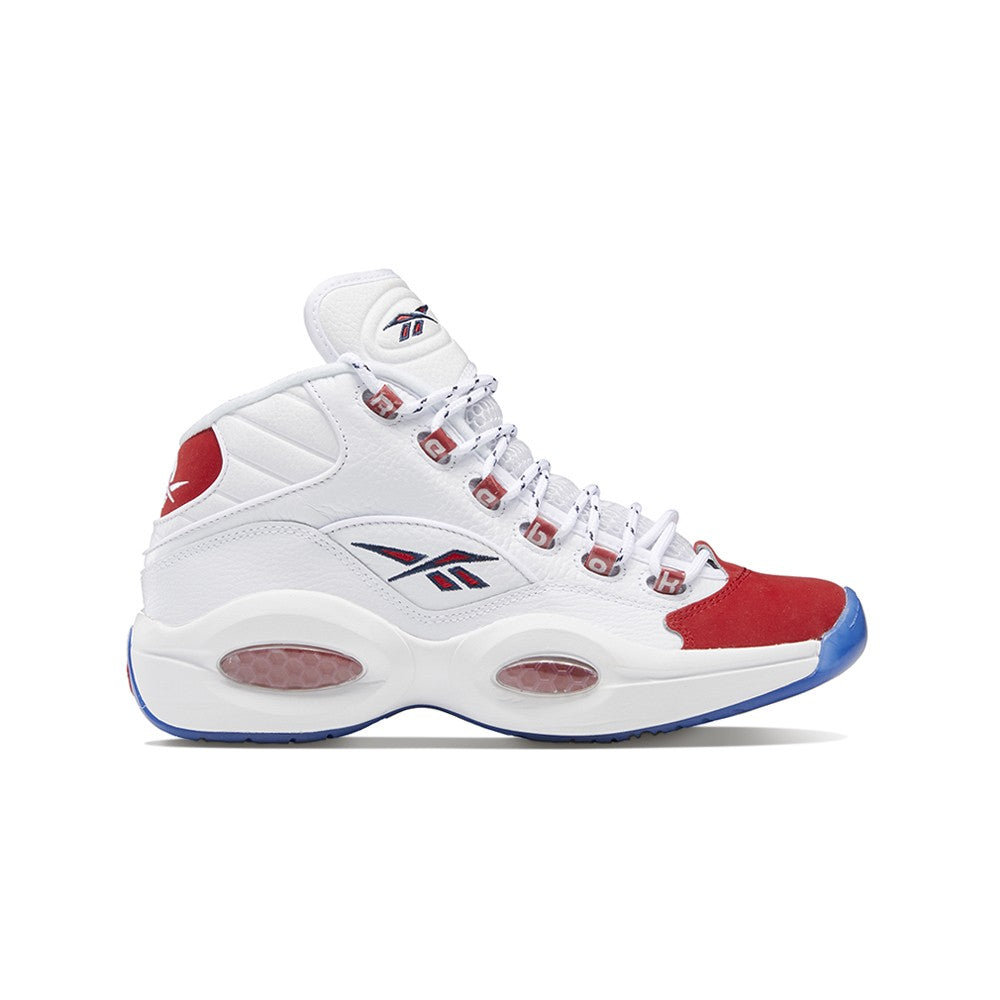 Reebok Question Mid 'Red Toe'
