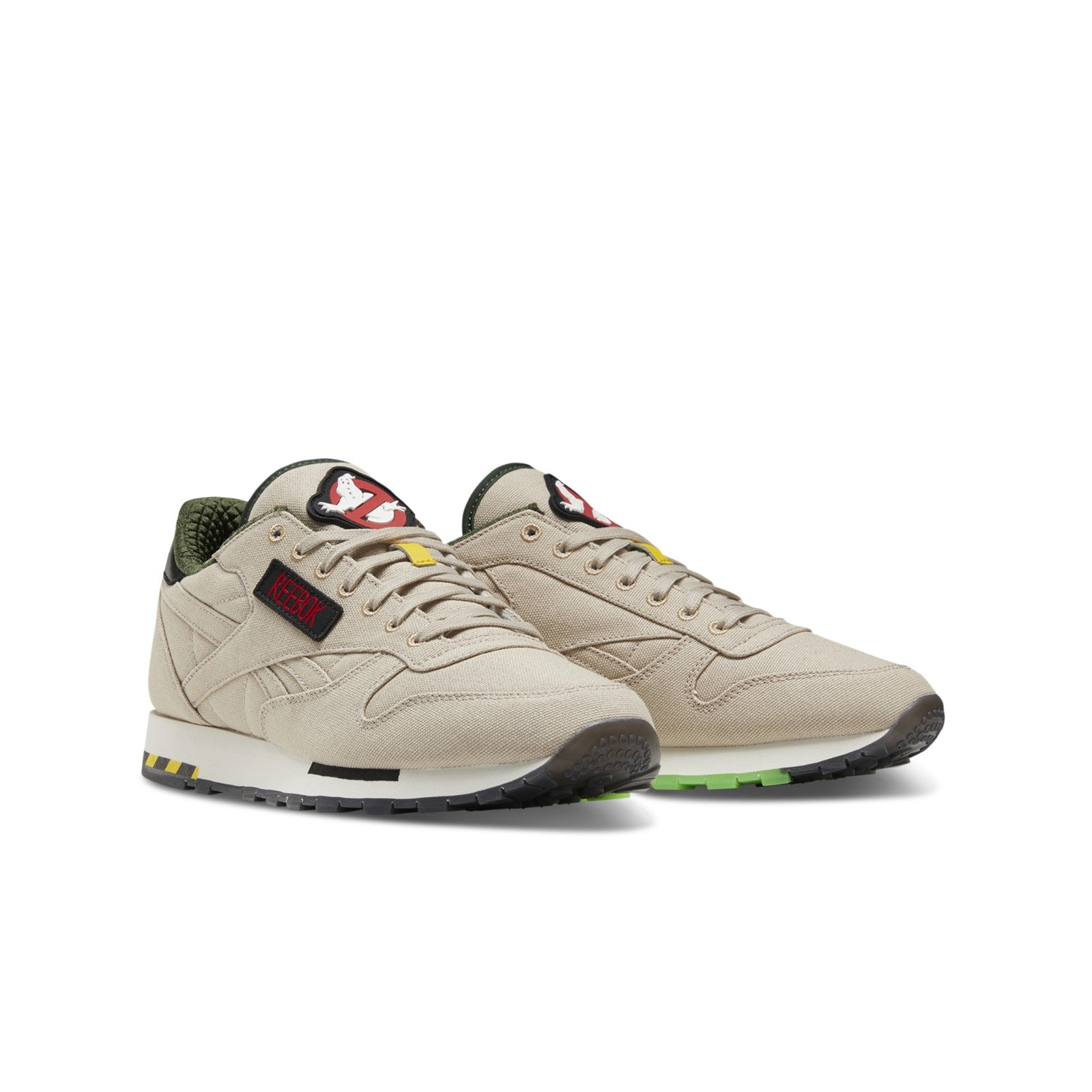 Reebok Ghostbusters Classic Leather