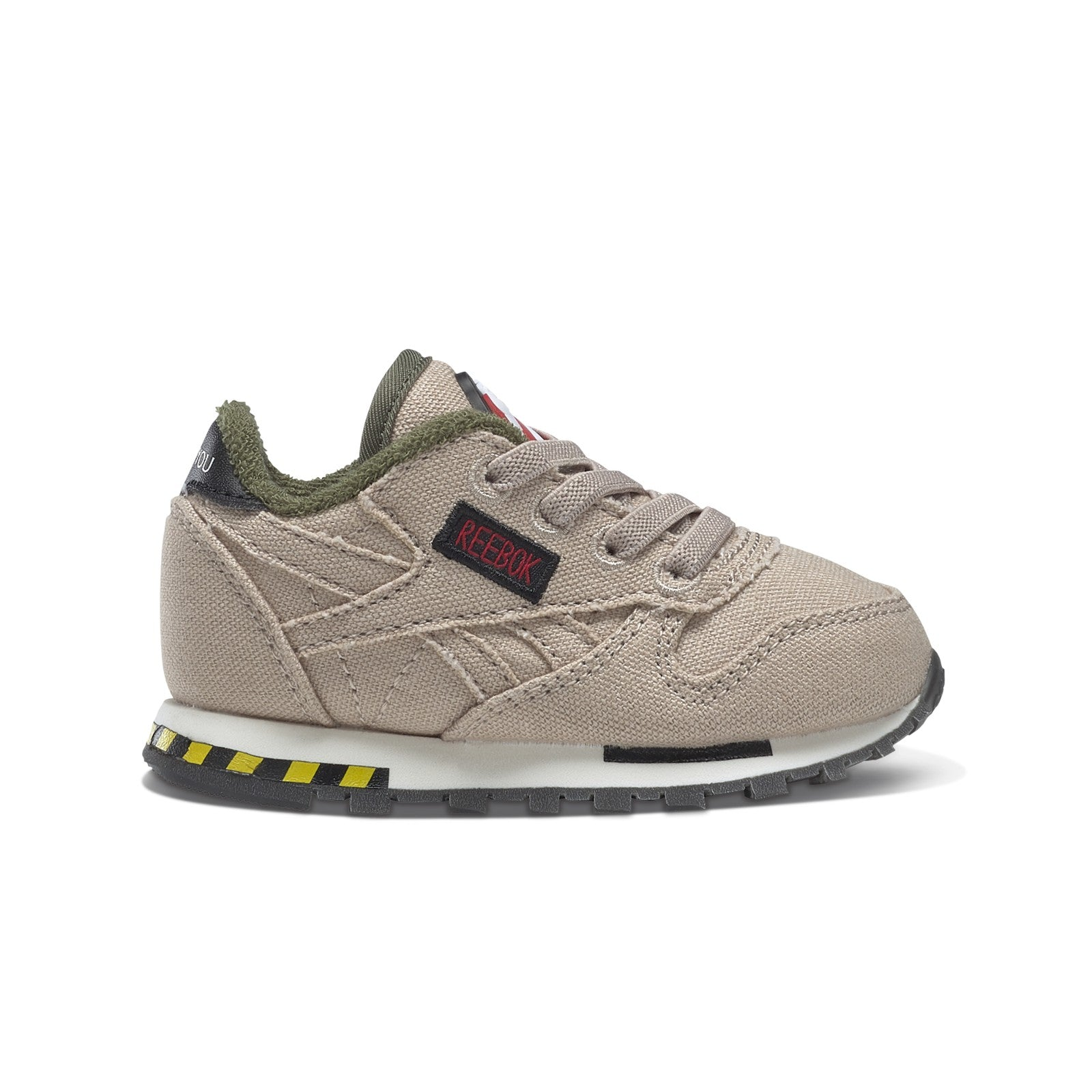 Reebok Ghostbusters Classic Leather Toddlers