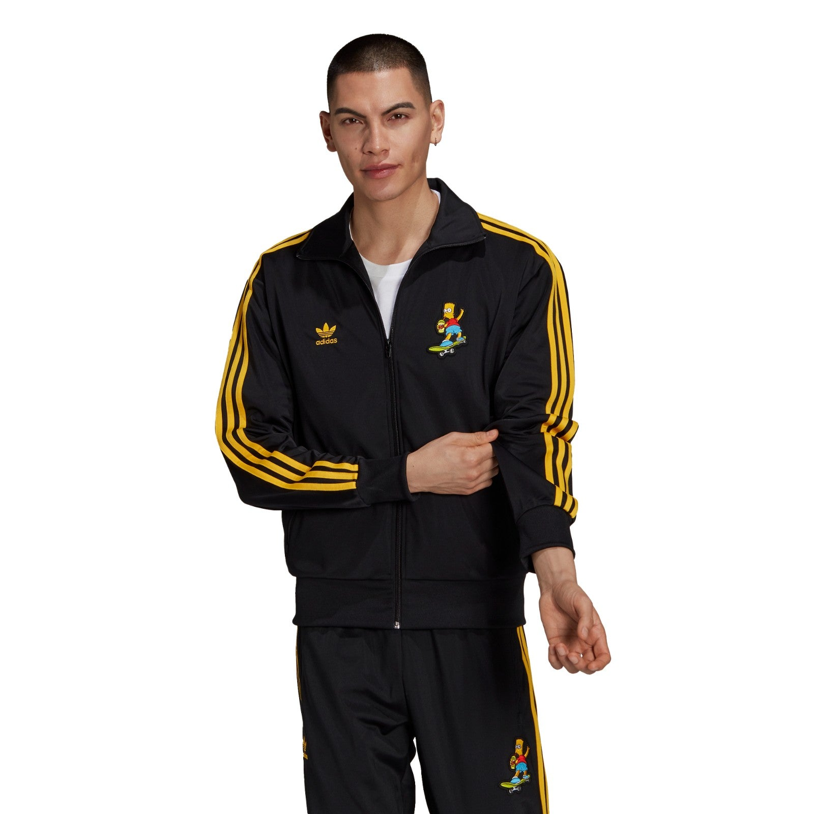 Adidas The Simpsons Firebird Track Top HA5814
