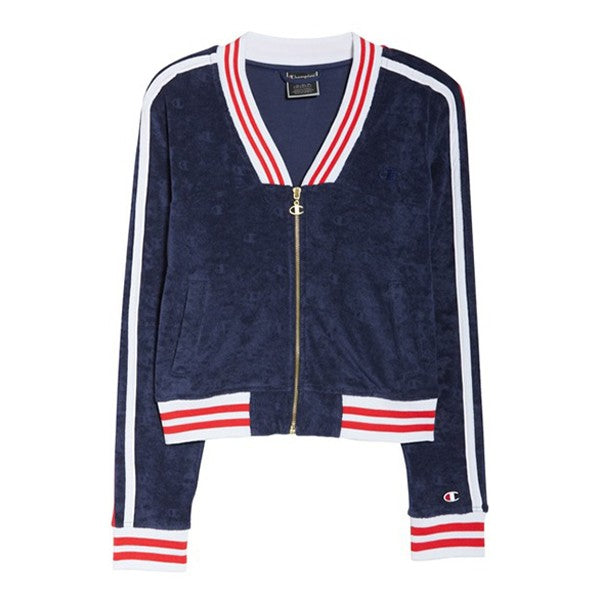 Champion LIFE Terry Cloth Jacket Women
