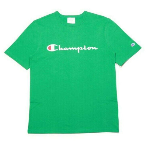 Champion LIFE Champion LIFE Men's Heritage Short Sleeve Kelly Green T-Shirt Shirt