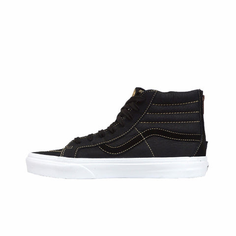 Vans Premium Leather Sk8-Hi Reissue Zip  Sneakers