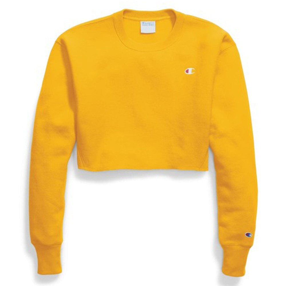 Champion LIFE Cropped Sweatshirt Women