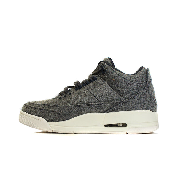 Jordan Air 3 Retro Wool Gs Sneakers