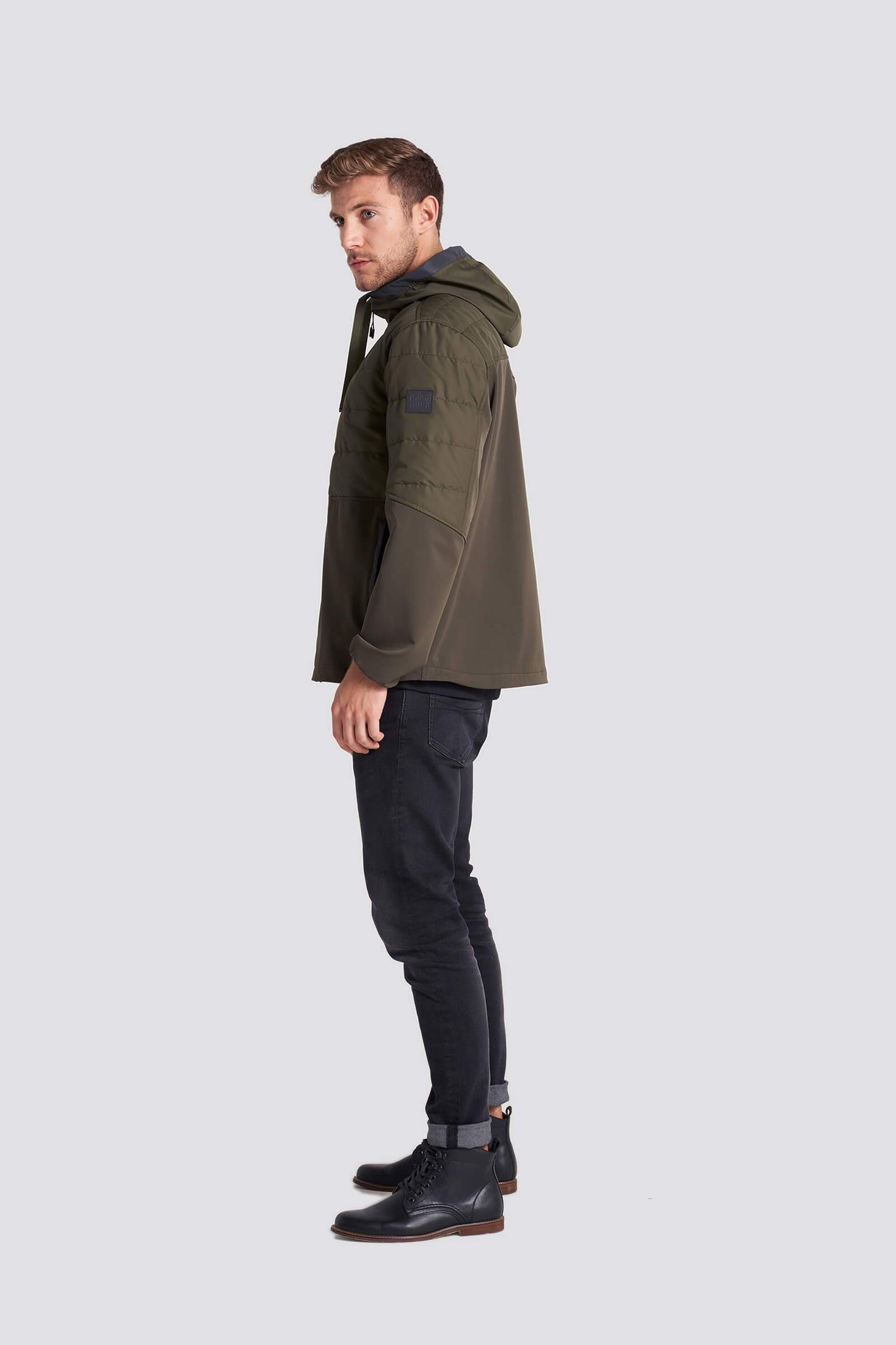 Nelson Hooded Jacket