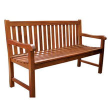 Load image into Gallery viewer, Classic 180cm Teak Bench