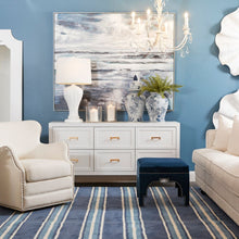 Load image into Gallery viewer, Sanderson 6 Drawer Chest – 2 Colour Options – Choose your handles!