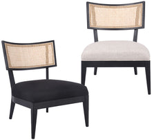 Load image into Gallery viewer, Alexa Rattan Occasional Chair – 2 Colour Options