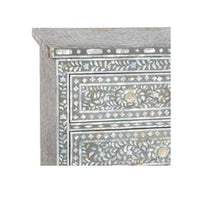 Load image into Gallery viewer, Mother of Pearl Inlay 7-Drawer Chest