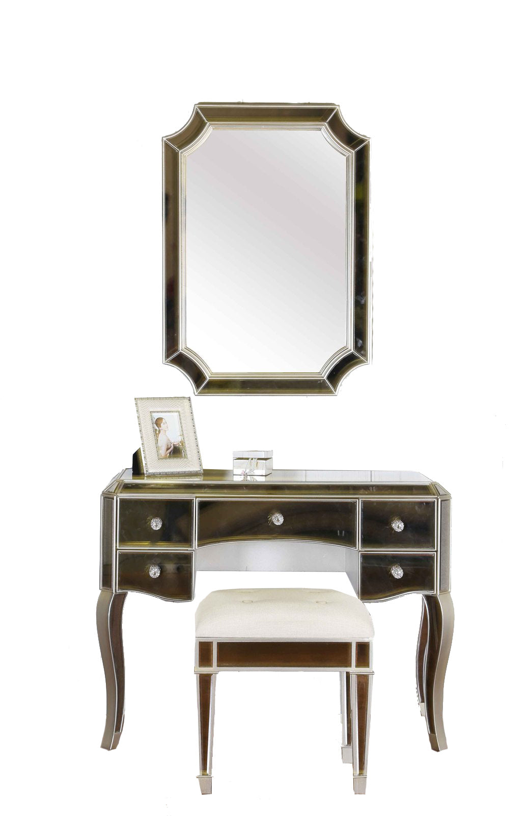 3 piece Dressing Table Set