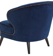Load image into Gallery viewer, Linden Studded Chair – 3 Colour Options