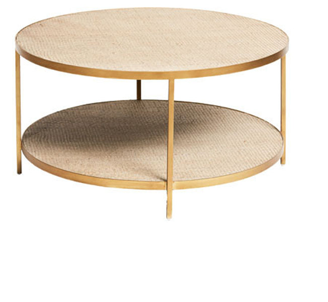 Ascot Round Coffee Table