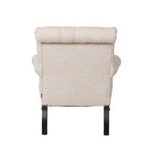 Load image into Gallery viewer, Claudia Linen Chair