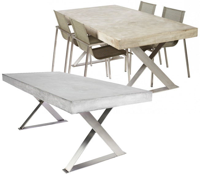 GRC Dining Table – Sand or Grey – Other Options Available