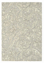 Load image into Gallery viewer, Bachelors Button Linen – WIlliam Morris – 2 Sizes