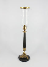 Load image into Gallery viewer, Baroque Hurricane Candlestick 77cm (Brass/Silver)