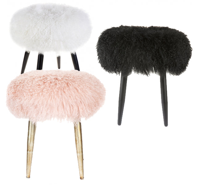 Pixie Stool – 3 Colour Options